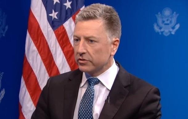 Волкер надеется на обмен заключенными между РФ и Украиной