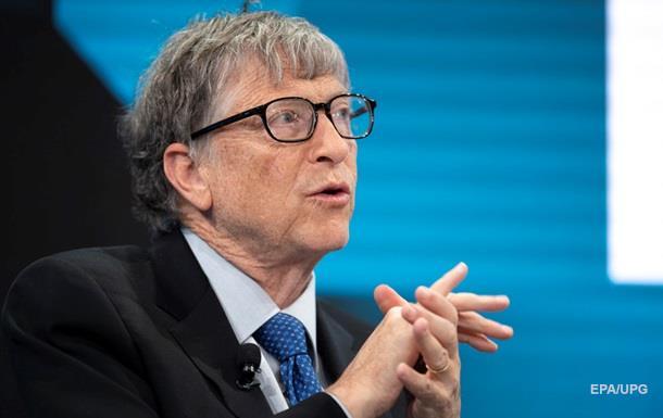 Білла Гейтса  посунули  в рейтингу мільярдерів