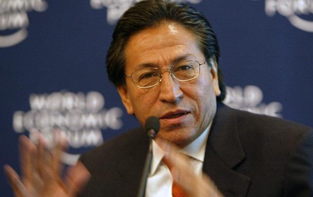 У США затримали екс-президента Перу