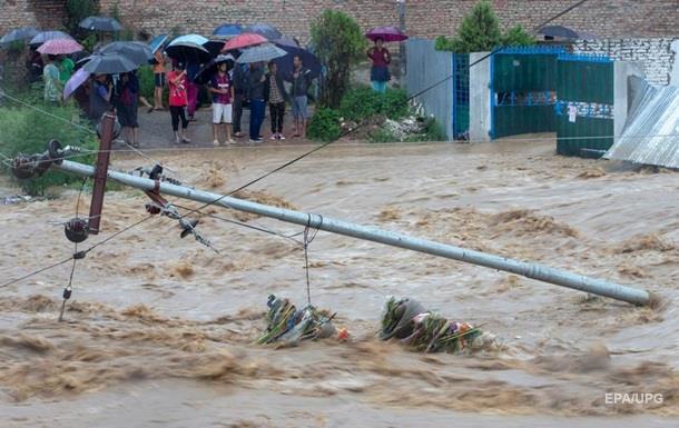 В странах Южной Азии более 100 человек стали жертвами наводнений