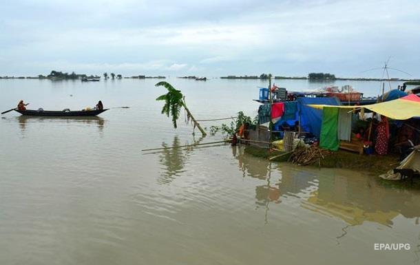 В Южной Азии из-за дождей погибли около 200 человек