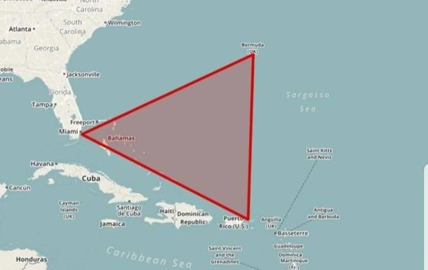 Американець організовує  штурм  Бермудського трикутника