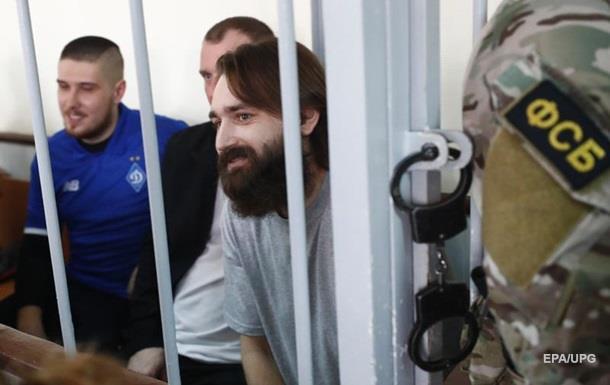 Київ висловив протест через продовження арешту морякам
