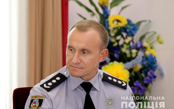 Князев представил нового начальника полиции Киевской области