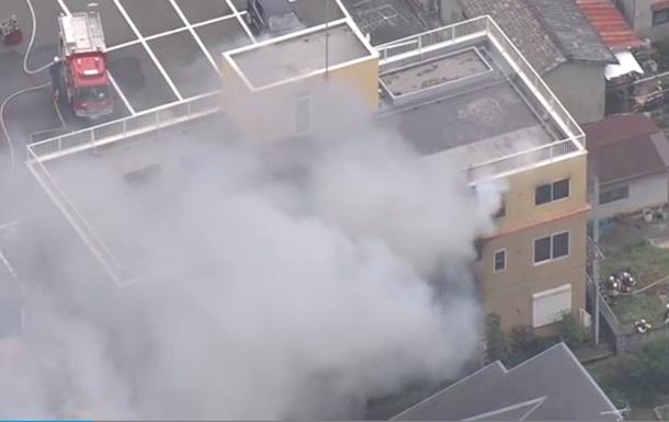В Японії підпалили студію аніме, 40 постраждалих