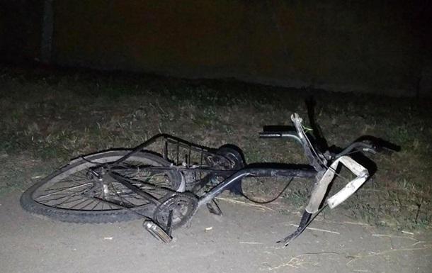 У Запорізькій області водій на смерть збив двох велосипедистів