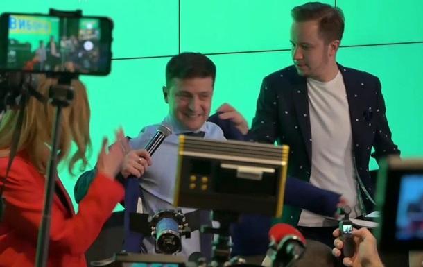 У Зеленского хотят создать свой телеканал