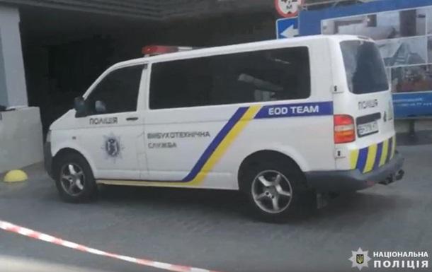 В Одессе к авто чиновника прикрепили муляж бомбы