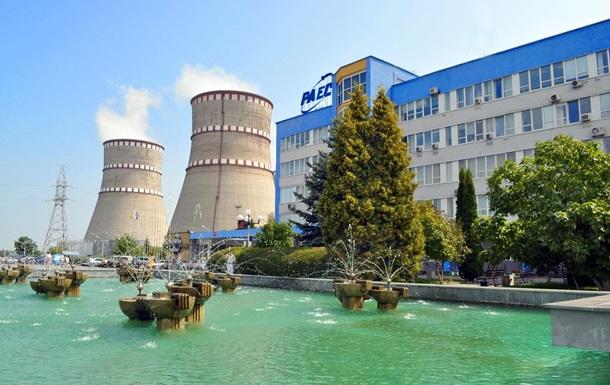 Рівненська АЕС на 50% знизила потужність енергоблоку