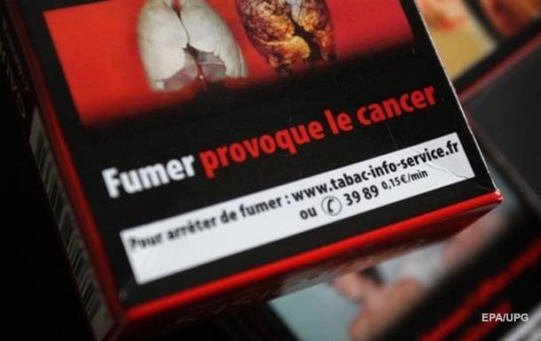Француз увидел фото своей утраченной ноги на сигаретной пачке