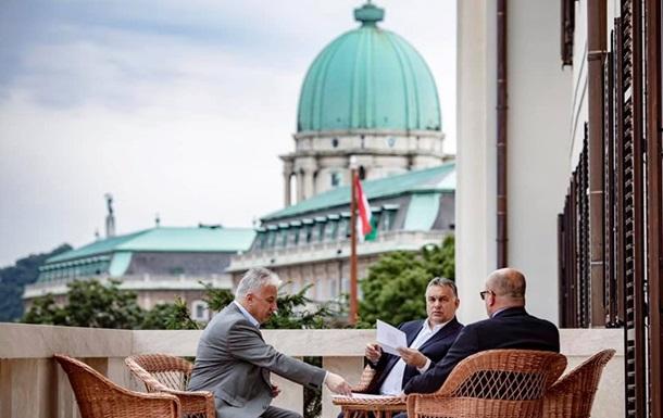 Втручання на Закарпатті. Угорщина і вибори Ради
