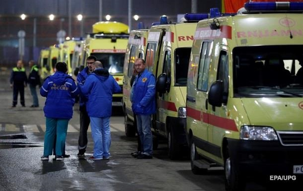 У Москві через задимлення евакуювали літак