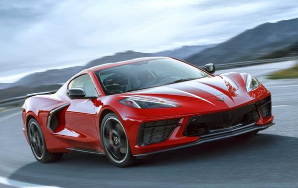 Официально представлено обновленный Chevrolet Corvette