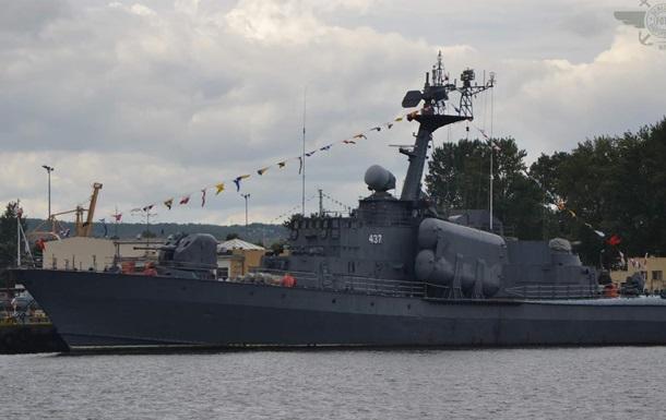 Украина хочет купить списанные катера Польши - СМИ