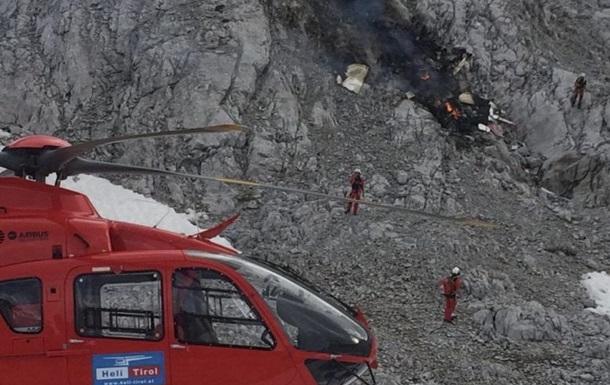 В Альпах розбився літак: загинули три людини