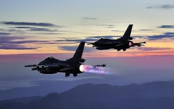 Турция нанесла авиаудар по целям в Ираке