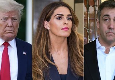 Новости из США: женщинам Трампа платили за молчание