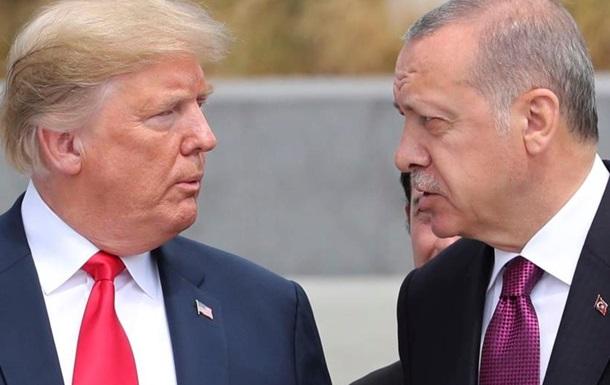 Дипломатический кризис между США и Турцией