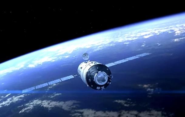Космічна станція Китаю затонула в Тихому океані