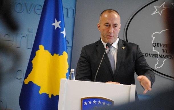 Прем єр Косова пішов у відставку через повістку в суд Гааги