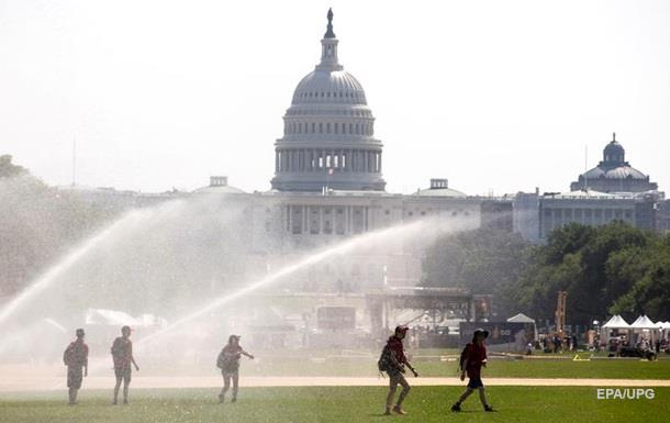 В США почти 150 млн человек оказались в зоне аномальной жары