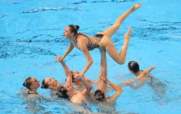 Украинские синхронистки завершили чемпионат мира пятой для себя бронзой