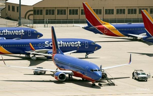 """СМИ показали """"кладбище"""" запрещенных Boeing 737 Max"""
