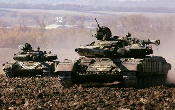 Майже 30 танків зникли з бази сепаратистів - ОБСЄ