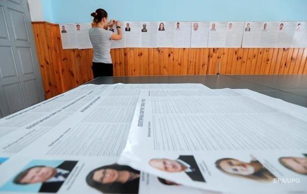 Два кандидата в депутаты опубликовали фото бюллетеней