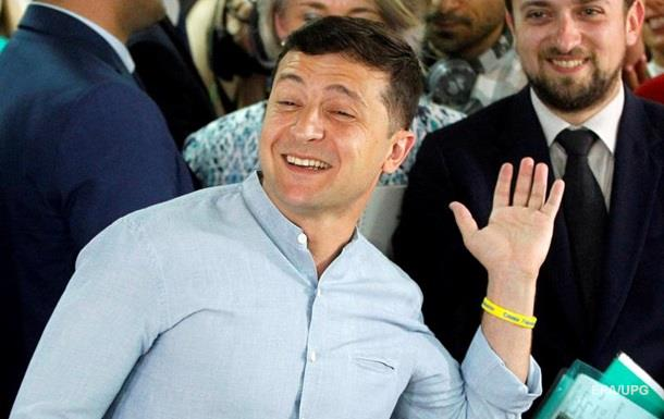 Зеленский прокомментировал победу Слуги народа