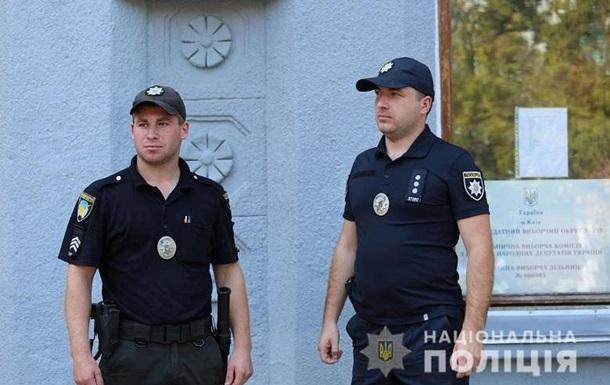 У Києві члени комісії підписали протоколи до завершення голосування