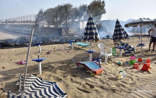 Лісові пожежі в Португалії: постраждали 30 осіб