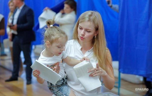 У ЦВК пояснили низьку явку виборців