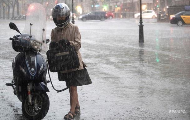 Погода на тиждень: Україну накриють затяжні дощі