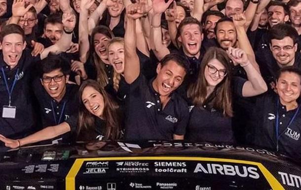 Немецкая команда установила скоростной рекорд для Hyperloop