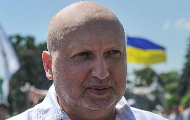 Турчинов назвал  рабами , проголосовавших за  пророссийские  партии