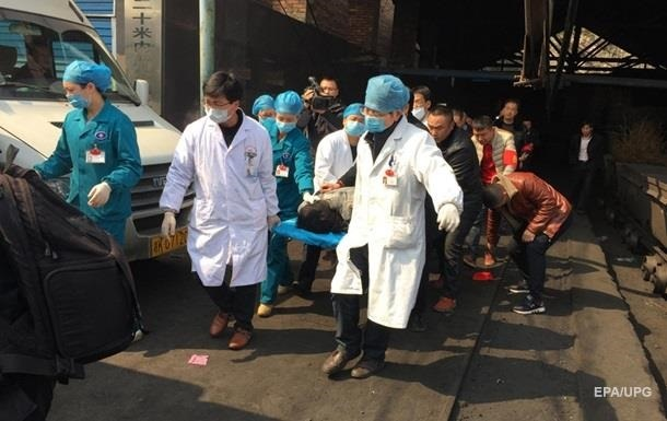 У Китаї п ятеро людей загинули внаслідок отруєння газом на підприємстві