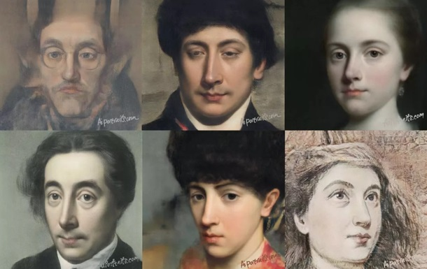 Новое приложение превращает селфи в классический портрет