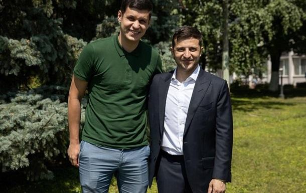 """Керівник """"Мамахохотала"""" Грищук виграв вибори в окрузі №222 у Києві"""