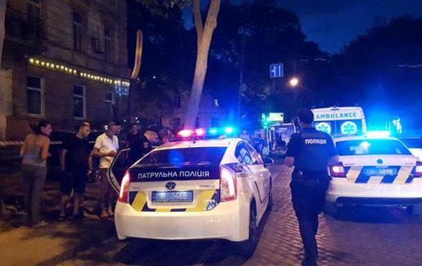 У кафе Одеси вночі сталася стрілянина