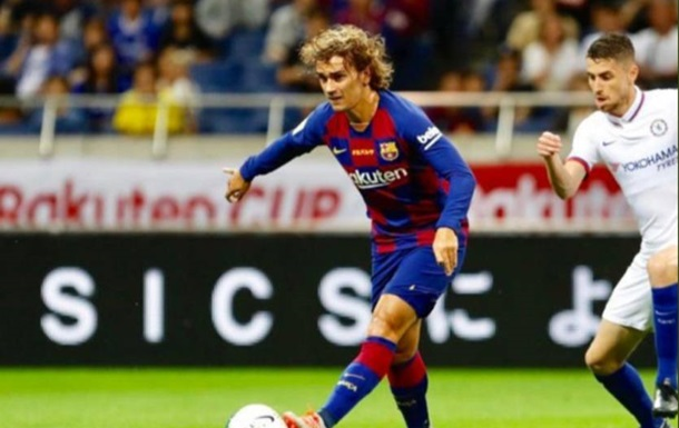 Барселона уступила Челси в дебютном матче Гризманна и Де Йонга
