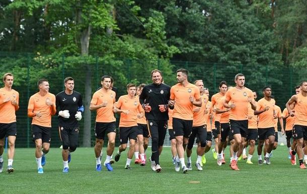 Рома и Шахтер договорились о товарищеском матче - источник