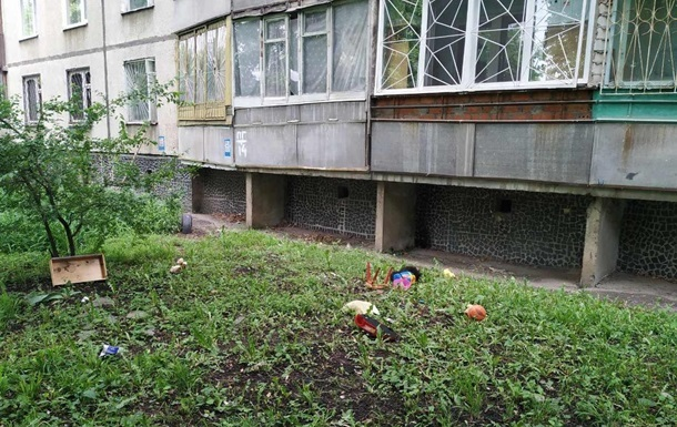 В Николаеве вор-домушник стрелял по полицейским с балкона