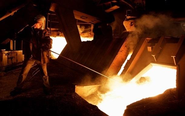 В Україні знову почало падати промвиробництво