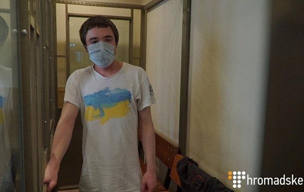 Подальше ув язнення Павла Гриба призведе до його смерті - батько