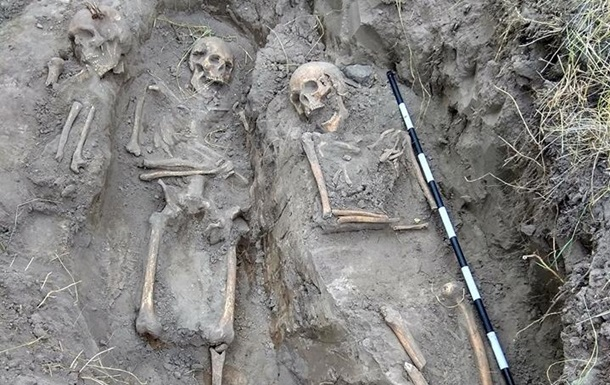 Останки людей, жестоко убитых в начале ХХ века, нашли на Житомирщине