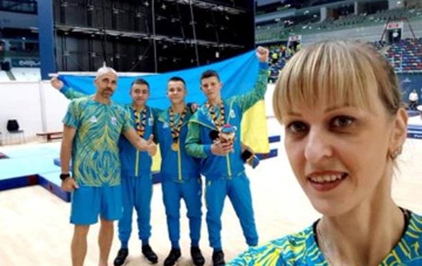 Збірна України виграла перші медалі на олімпійському фестивалі в Баку