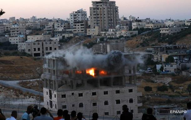 В ЕС осудили действия Израиля