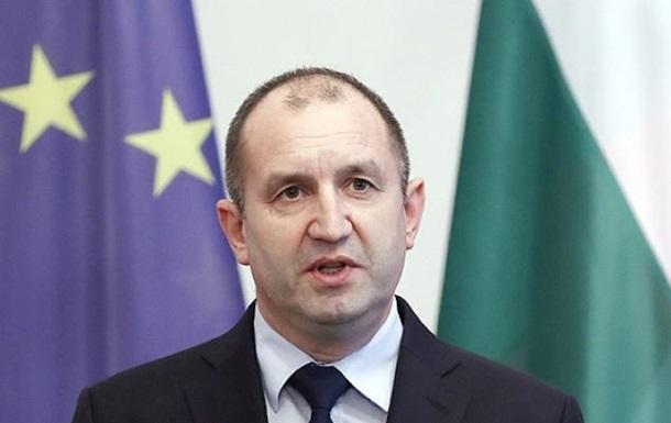 Президент Болгарии ветировал покупку истребителей F-16