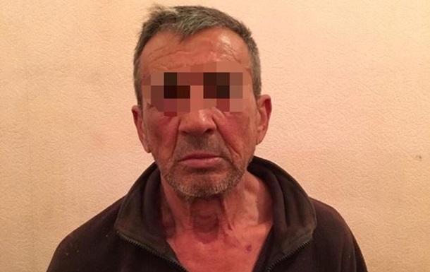 В Одесской области задержали мужчину за изнасилование ребенка
